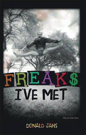 Freaks ive met book cover
